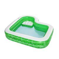 Bestway Детский надувной бассейн тропическии раи