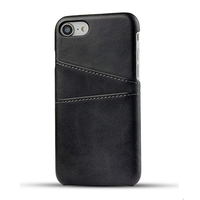 Чехол Senno Leather Wallet Iphone 7/8 Plus ,Black