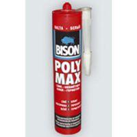 Клей Poly Max MS polimer белый 420 гр. Bison 5.39