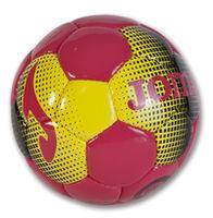 INDOOR BALL RASPBERRY-YELLOW SIZE 58