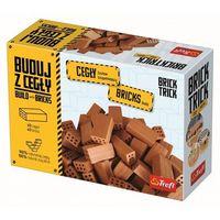 Constructor ceramic Brick Trick Bricks Jumătăți de 40 de bucăți, cod 42232
