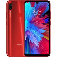 Xiaomi Redmi Note 7 3+32Gb Duos, Nebula Red