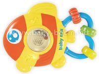 """Baby Mix DI-WD 3336 Музыкальная погремушка """"Рыбка"""""""