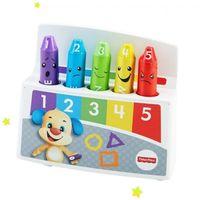 Creioane de antrenament - Râdeți și învățați (ro) Fisher-Price, cod FLN96