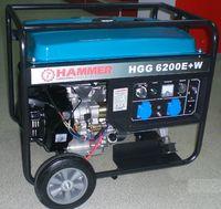 Hammer HGG6200E+W