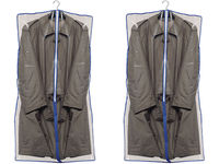 Чехол для одежды 60X135cm прозрачный, п/э
