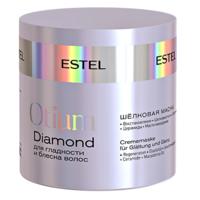ESTEL OTIUM DIAMOND MASK — ШЕЛКОВАЯ МАСКА ДЛЯ ГЛАДКОСТИ И БЛЕСКА ВОЛОС 300 МЛ