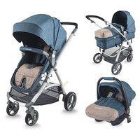Coccolle Детская коляска Sereno 3 в 1