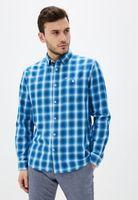 Рубашка TOM TAILOR Синий в клетку