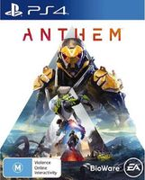 Gamedisc Anthem for Playstation