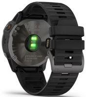 Смарт-часы Garmin fenix 6 Pro Sapphire Editions Black