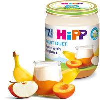 Hipp пюре фруктовое иогуртное