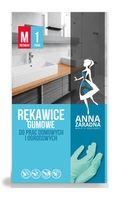 Резиновые рукавицы M Anna Zaradna