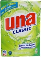 Порошок для стирки белья Una Classic универсальный, 6 кг (80 стирок)