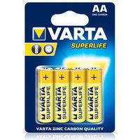 купить Батарейка Varta Mignon Super AA (4шт) в Кишинёве