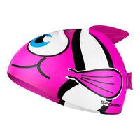 Шапочка для плавания Spokey RYBKA, pink, 87469