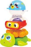 Huile Toys Игрушка Веселая компания черепаха
