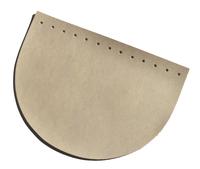 Flap for bag/backpack, Gold