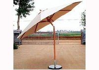 Зонт для террасы D2.7m, нога со сгибом