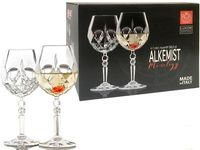 Set pahare pentru vin Alkemist 6buc, 530ml