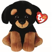 Ty Trevour Rottweiler 15cm (TY42250)