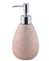 Дозатор жидкого мыла Testrut (128248) Pink/Gold