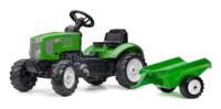 Falk Трактор с педалями и прицепом