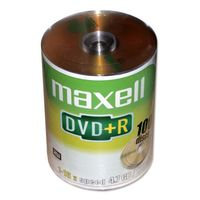 Диски MAXELL DVDR 4.7 16x 100 Spindle