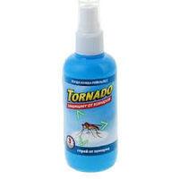 Tornado  Спрей от комаров 100 мл