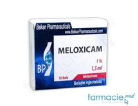 Meloxicam sol.inj. 1% 1.5ml N5x2 (Balkan)