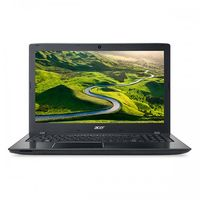 "ACER Aspire E5-575G Obsidian Black (NX.GDWEU.076) 15.6"" FullHD (Intel® Core™ i3-7100U 2.40GHz (Kaby Lake), 8Gb DDR4 RAM, 2.0TB HDD, GeForce® 940MX 2Gb DDR5, DVDRW, CardReader, WiFi-AC/BT, 4cell, 720P HD Webcam, RUS, Linux, 2.4kg)"