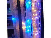 cumpără Luminite de sarbatoare 240LED, albastri, 2Х2m în Chișinău