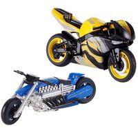 Fisher Price X4221 Мотоцикл модели 1:18 Hot Wheels в асс.