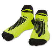 COMPRESSION SOCKS (SHORT) FLUOR-BLACK
