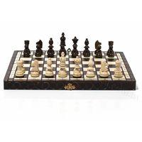 Шахматы деревянные 36х36 см Olympic Small CH122AK (5231)