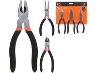 Набор инструментов FX 3ед (кусачки,плоскогубцы,клещи)15