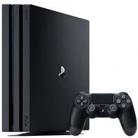 Игровая приставка SONY Playstation 4 Pro 1 TB Black, 1 геймпад