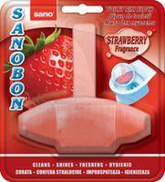 cumpără Sano Bon Strawberry Suspensie pentru toaletă (55 g) 490349 în Chișinău