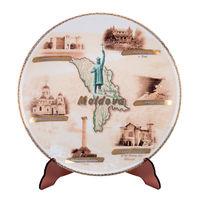 купить Тарелка декоративная - Молдова в Кишинёве