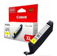 Ink Cartridge Canon CLI-471XL Y, Yellow