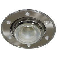 Feron Встраиваемый светильник AL1014 R-39 хром