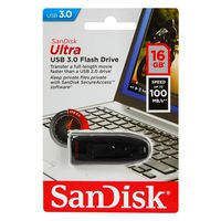 16GB USB 3.0 Flash Drive SanDisk Ultra