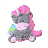 BabyOno Игрушка обнимашка Flat Unicorn Sweetie
