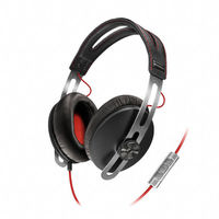 Headset Genius HS-M470A with microphone,3.5mm,Black-Red
