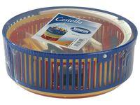 Набор прищепок Cestello 25шт, пластик, в корзине
