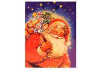 купить Пакет рождественский 32X26X10cm в Кишинёве
