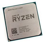 AMD Ryzen 5 2600, Socket AM4, 3.4-3.9GHz (6C/12T), 16MB L3, 12nm 65W, Box (with Wraith Stealth Cooler)