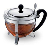Чайник заварочный Bodum 1922166 Chambord 1.0L Shiny
