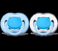 Philips Avent suzete Ortodontice, 6-18 luni, 2 buc
