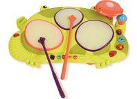 Battat Музыкальная игрушка Kvakwaphon